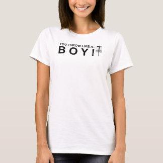 Girls Disc Golf Shirt