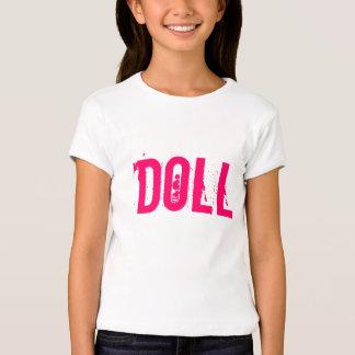 Girls Doll Fitted Tshirt