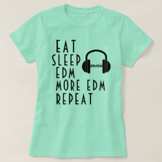 Girls EDM t-shirt