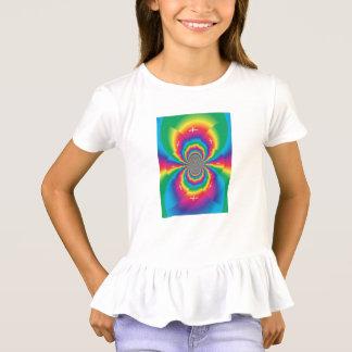 Girls' faith is beautiful t-shirt