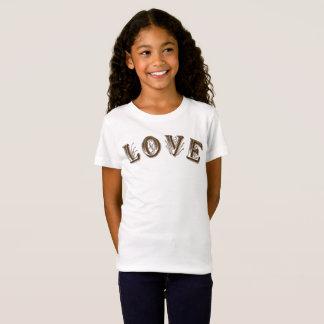 Girls' Fine Jersey T-Shirt T-Shirt
