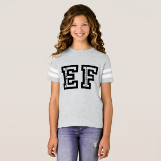Girls' Football Shirt