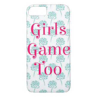 Girls Game Too Apple iPhone 8/7 Case
