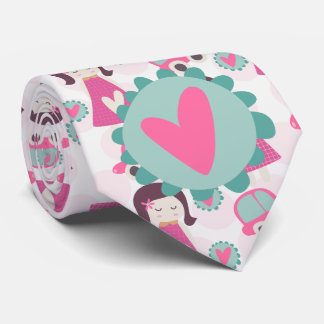 Girls Going Places Tie