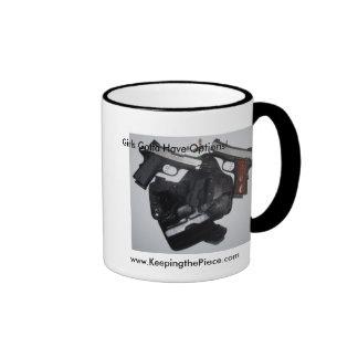 Girls Gotta Have Options! 11 oz. Coffee Mug
