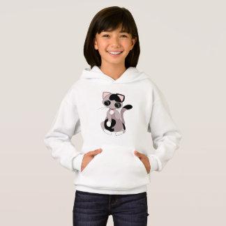 Girls' Hanes ComfortBlend® Hoodie - Kiki