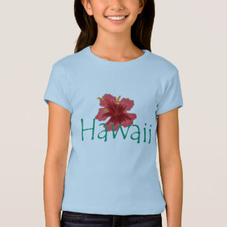 Girls Hawaii shirt