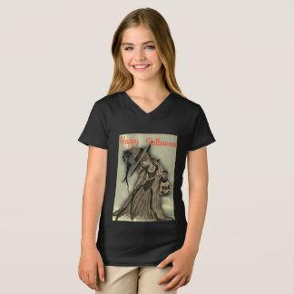 girls jersey black T-Shirt