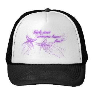 Girls Just Wanna Have Fun! Mesh Hat