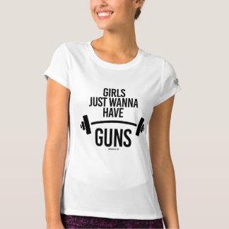 Girls just wanna have guns -  .png tshirts