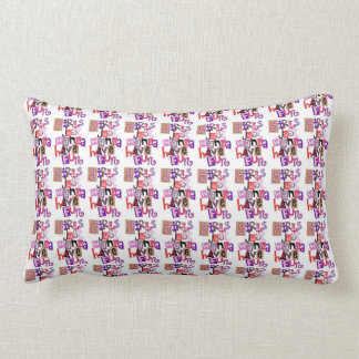 ******GIRLS JUST WANT TO HAVE FUN***** PILLOW