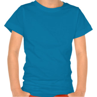 Girls' LAT Sportswear Fine Jersey T-Shirt