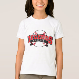 girls legends t-shirt
