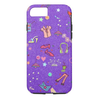 Girls Life lilac iPhone 8/7 Case