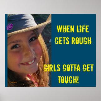 GIRL'S LIFE POSTER