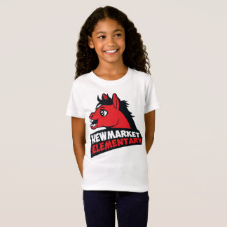Girls NES Mini Mule T T-Shirt