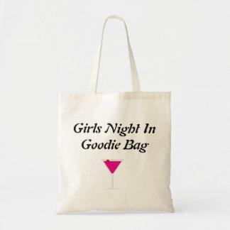 Girls Night In - Goodie Tote Bag