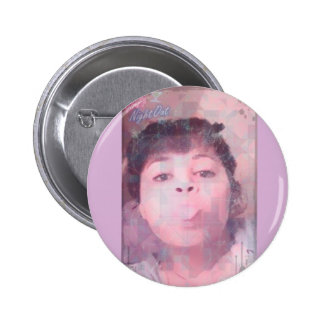 Girl's Night Out MugButton 6 Cm Round Badge
