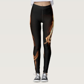 Girls on Fire Leggings