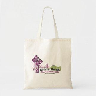 Girls on the Go Reusable Shopping bag