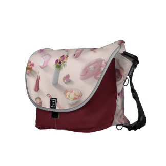 Girl's Pink Dream Commuter Bags