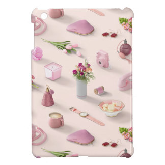 Girl's Pink Dream Cover For The iPad Mini