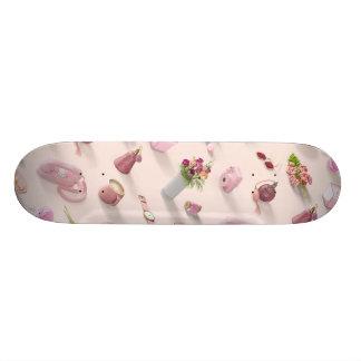 Girl's Pink Dream Skate Boards