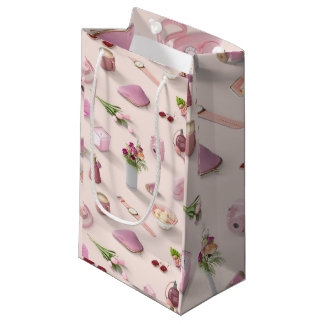 Girl's Pink Dream Small Gift Bag