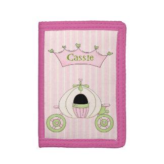 Girl's Pink Princess Wallet