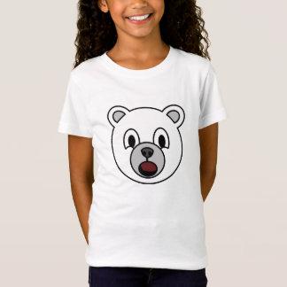 Girls Polar Bear T-Shirt