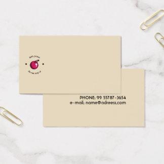 Girls power business card