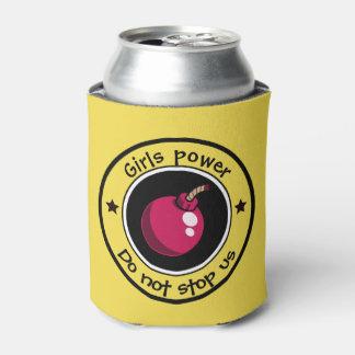 Girls power can cooler