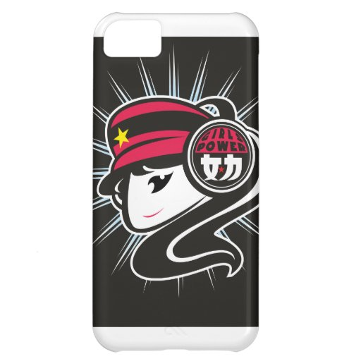 Girls' Power iPhone 5C Covers