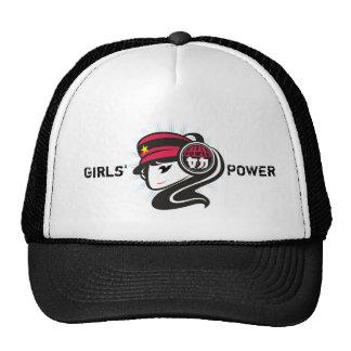 Girls' Power Trucker Hats
