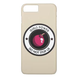 Girls power iPhone 8 plus/7 plus case