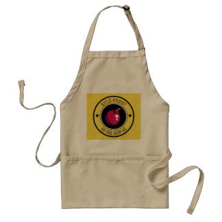 Girls power standard apron