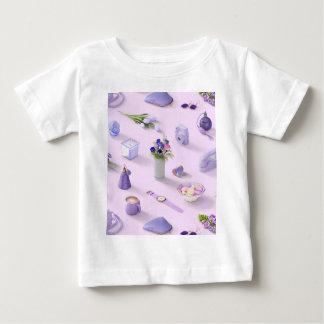 Girl's Purple Dream Baby T-Shirt