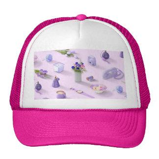 Girl's Purple Dream Cap