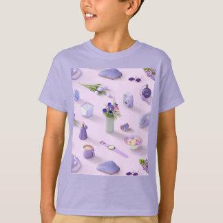 Girl's Purple Dream T-Shirt