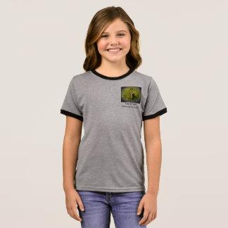 Girls Ringer T-Shirt, Fawn, Future Ringer T-Shirt