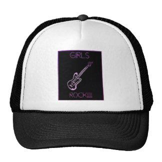 Girls Rock! Mesh Hat
