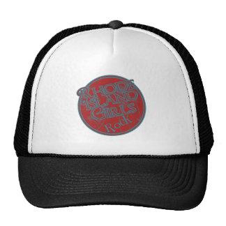 Girls Rock! Trucker Hat