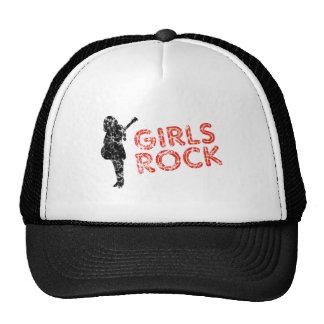 Girls Rock Trucker Hat