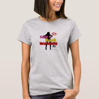 Girls Rock Metal Detecting Tag Line T T-Shirt