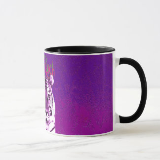 Girls Rock Tiger Mug
