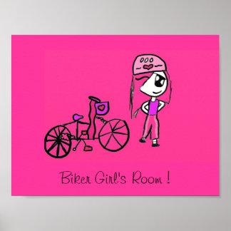 Girl's Room Poster