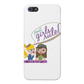Girls Rule! iPhone 5/5S Covers