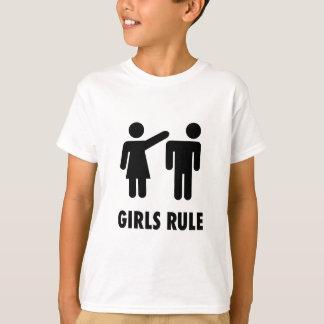 Girls Rule Print T-Shirt