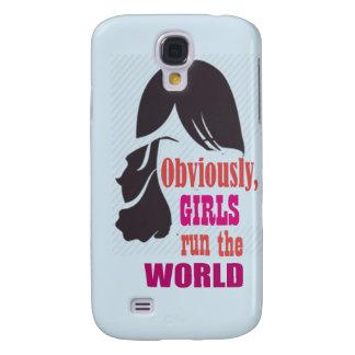 Girls run the World Samsung Mobile Case