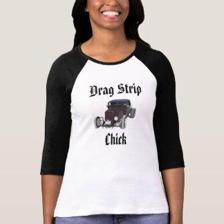 Girl's Shirt Drag Strip, Chick